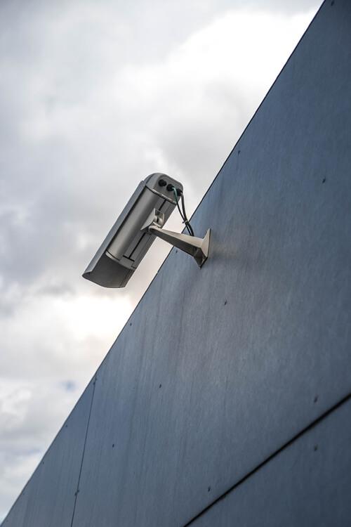 Liverpool CCTV Camera